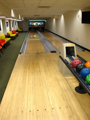 truman opened the first white house bowling alley on april 25 1947 it was a birthday present from his friends trumans first frame was 7 pins out of 10