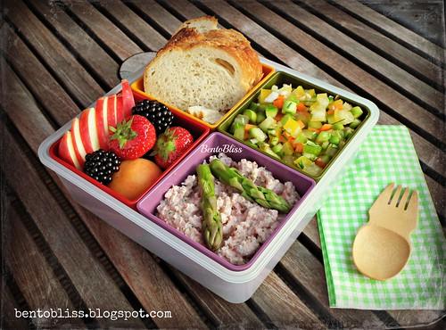 Ham Salad Bento