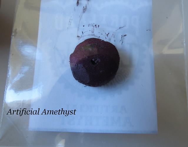 Portland Black Lipstick Company Artificial Amethyst