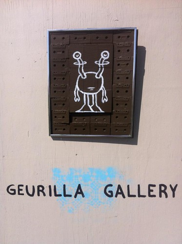 Geurilla Art Gallery: Venice Beach