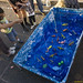 barraca da pesca - Festa Junina no Minhocão