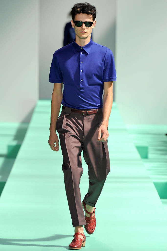 SS13 Paris Paul Smith031_Douglas Neitzke(VOGUE)