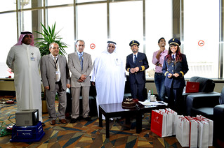 Hala Bahrain Morning Show @ Bahrain International Airport