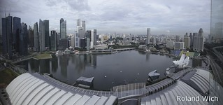Singapore - Room with a view