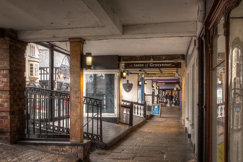 Bridge Street Row 2012 by Mark Carline