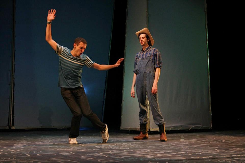 Footloose (photo from Timberlake Playhouse)