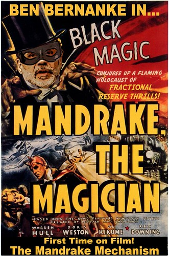 MANDRAKE THE GREAT by Colonel Flick