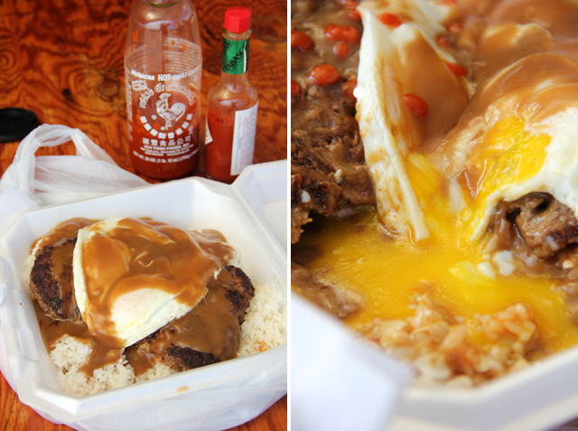 7535006974 1ac1ce4bc0 o Loco Moco   Hawaiis Most Sloppy and Comforting Delicacy