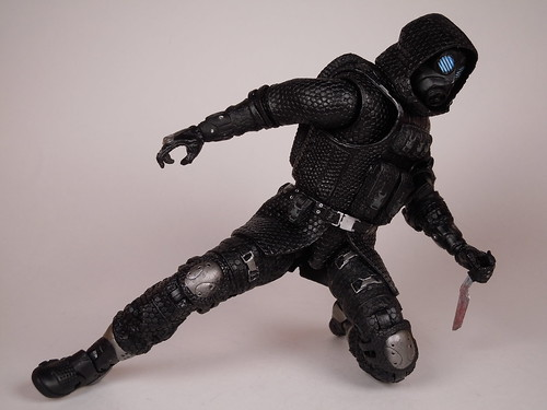 NECA Vector review at Infinite Hollywood