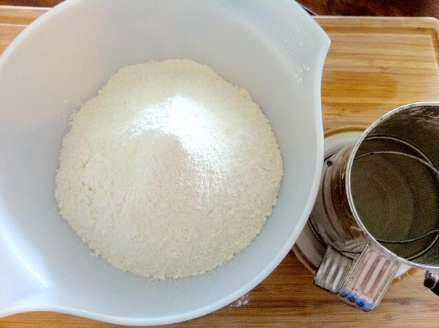 Sifted Bread Flour