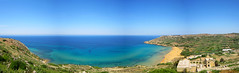 Panorama Ramla Bay