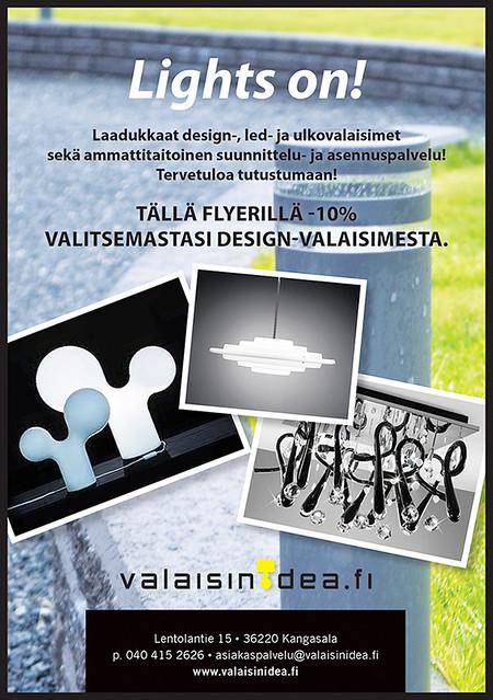 Asuntomessut Tampereen Vuoreksessa