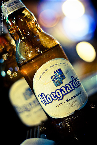 Hoegaarden by shawn2death