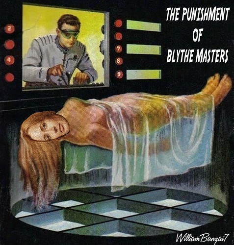 PULP FANTASY: THE PUNISHMENT OF BLYTHE MASTERS by Colonel Flick