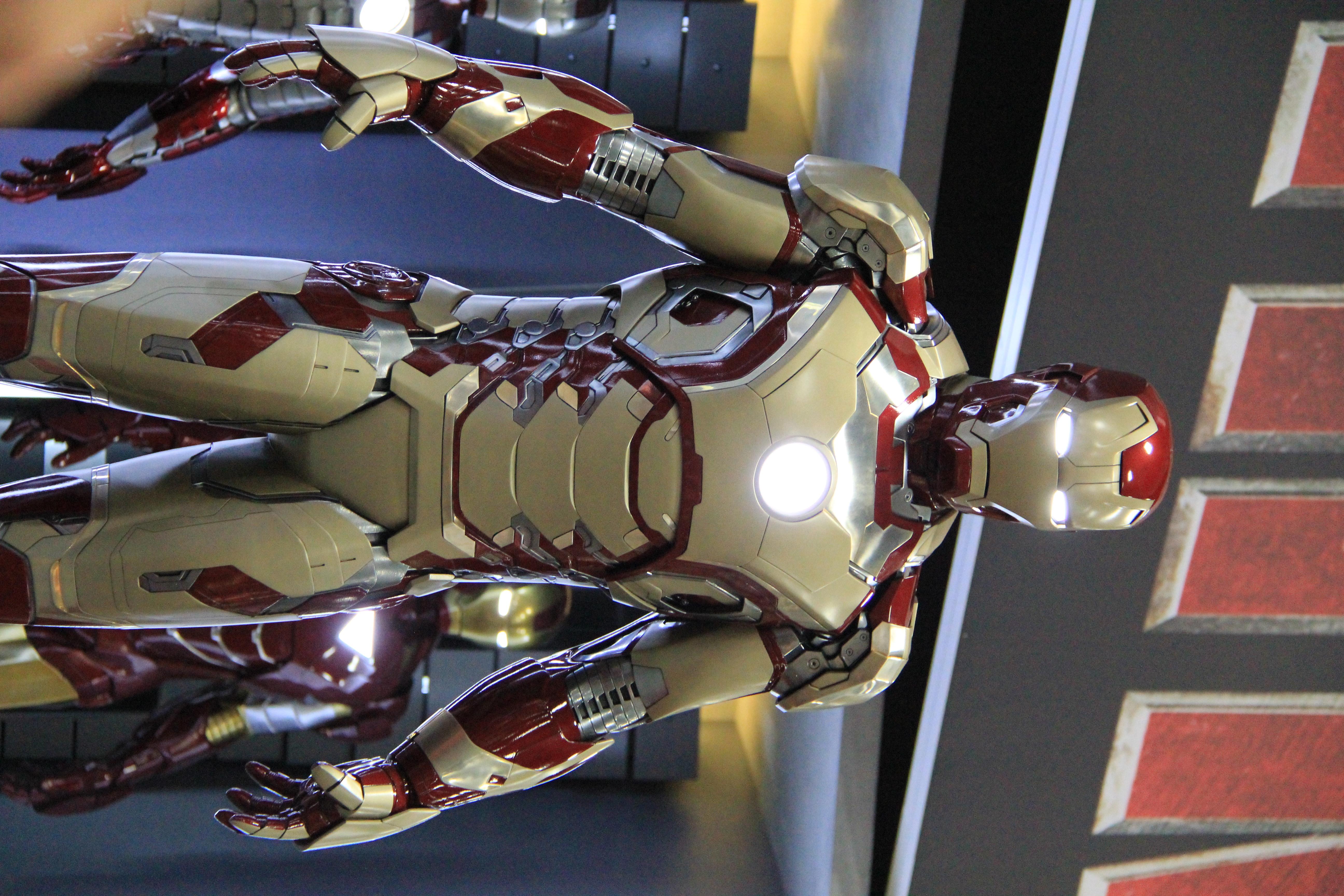 Железный человек как его сделать из железа 777