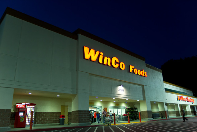 Winco Food Store In Mesa Az