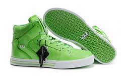 supra vaider green shoes