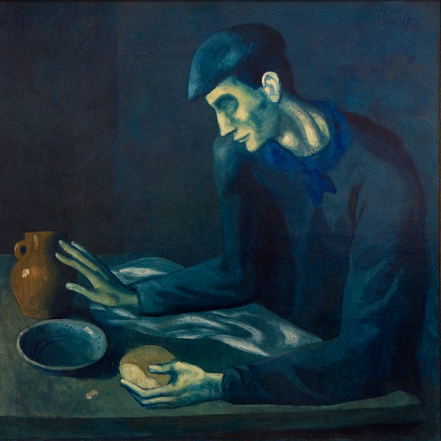 Picasso, Blind Man's Meal