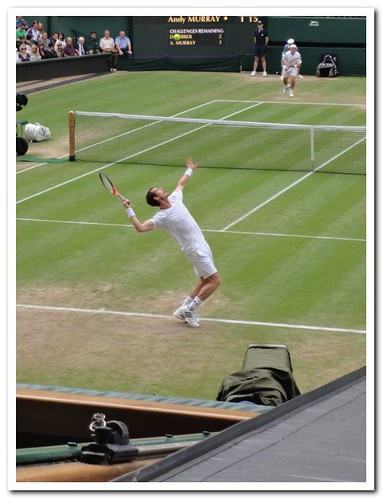 Wimbledon 2012 Murray