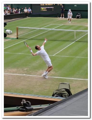 Wimbledon 2012 Murray