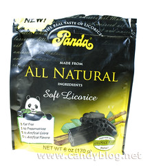Panada All Natural Soft Licorice