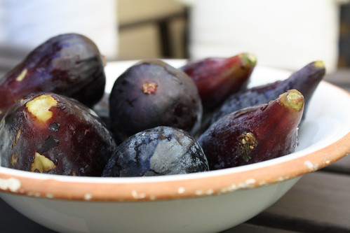 Ripe Figs from the local market