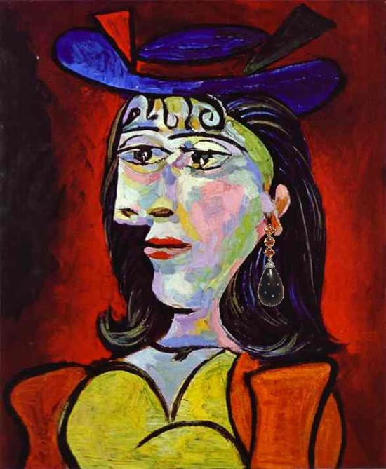 Pablo-Picasso-art-painting-Portrait-of-a-Young-Girl-2