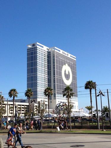 Our Hotel - Hilton San Diego Bayfront