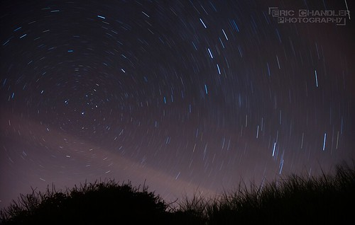 night stars star nikon trails d7k d7000 ericchandlerphotography