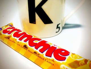 20072012 thank friday it's crunchie