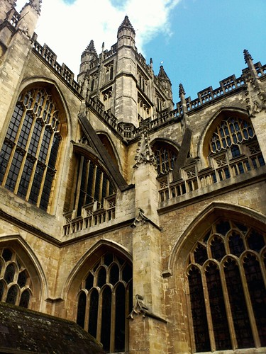 Bath Abbey by kostika