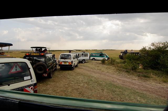 Maasai Mara Day 1