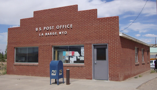 Post Office 83123 (La Barge, Wyoming)