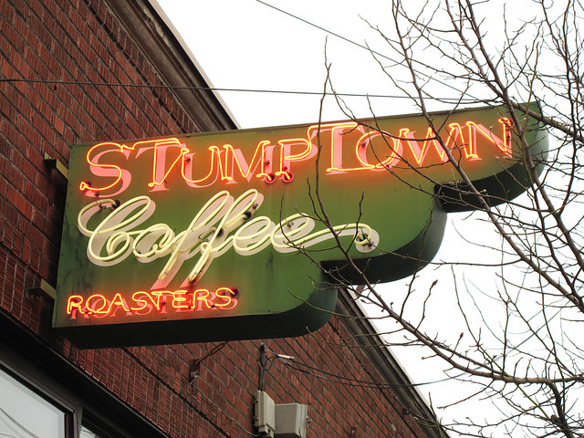 Stumptown Coffee Roasters - Division