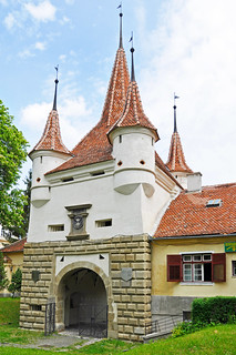 Romania-1990 - Catherine's Gate