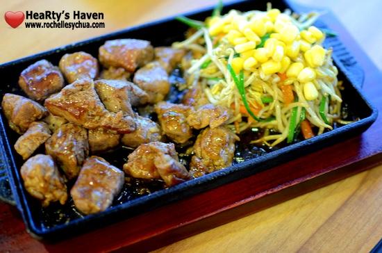 Kokoro Ramenya Beef Teppanyaki