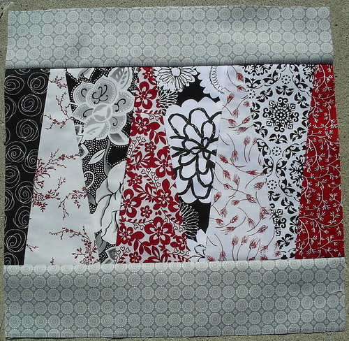 July Hive 4 NuBee's block for Beth