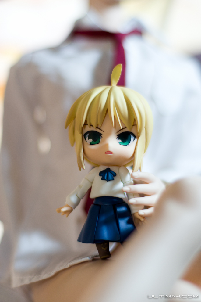 Nendoroid Casual Wear Saber