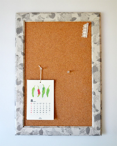 Handmade Cork Board