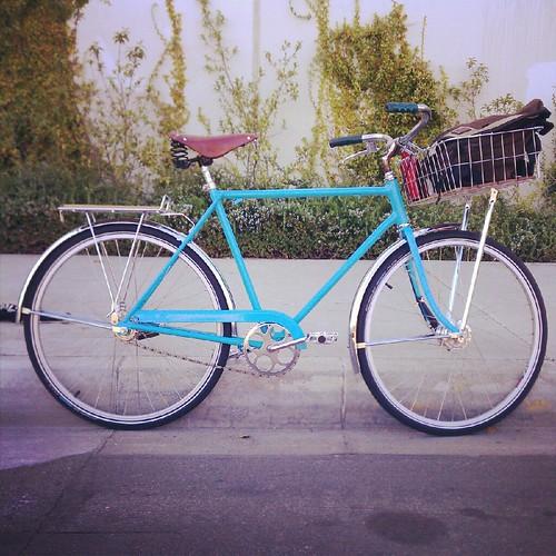 My new racing bike.
