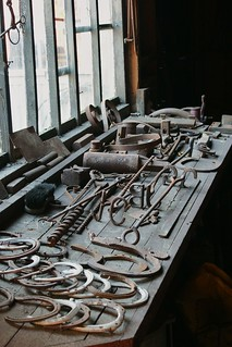 Ferrymead: the blacksmith's (2)