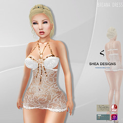 SD Briana Mini Dress