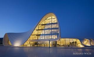 Baku - Heydər Əliyev Merkezi