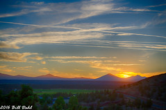 PANO Central Oregon Sunset B1