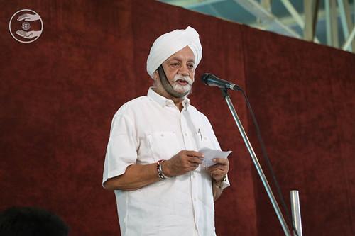 Poem by T.S. Azad from Sant Nirankari Colony