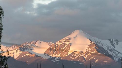 ladakh leh mountains zanskarrange