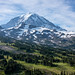 The Majesty of Rainier by Mark Griffith