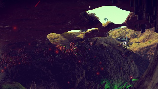 lovely cave