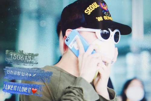 Big Bang - Incheon Airport - 15jun2015 - J_withG - 01