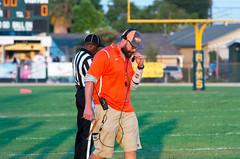 Coach Chris Schmoke